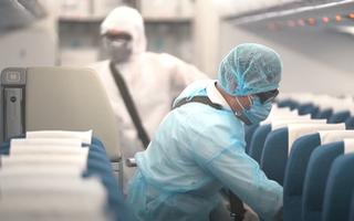 Video: Bệnh nhân thứ 31 nhiễm COVID-19 cũng ngồi trên chuyến bay VN0054
