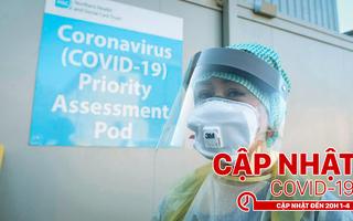 Bản tin cập nhật COVID-19: Việt Nam công bố dịch, Mỹ đang cảnh báo 2 tuần đau thương