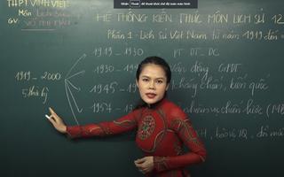 Ôn tập Online lớp 12 | Lịch sử Việt Nam với 'Phong trào dân tộc - dân chủ từ 1919 -1930'