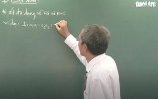 Video: Ôn Tập Online Lớp 12 | Làm thế nào để phân biệt 'Quần thể tự thụ phấn'