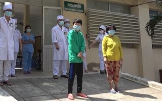 Video: Tất cả 9 ca nhiễm tại Bình Thuận đã âm tính với Covid-19