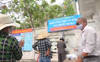 Video: Trụ 'ATM gạo' ở làng chài Mũi Né