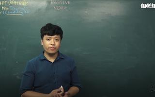 Ôn Tập Online Lớp 12 | Ôn lại kiến thức Anh Văn với 'Câu Bị Động'
