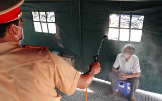 Video: Gần 4.400 trường hợp không đeo khẩu trang tại TP.HCM bị xử phạt