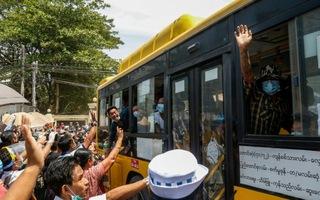 Video: Myanmar thả 25.000 tù nhân vì lo ngại COVID-19