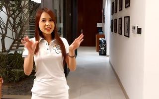 Video: Diễn viên, MC Sam thuê villa 'trốn dịch'