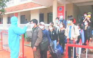 Video: Nghệ An gần 7.000 công dân hoàn thành cách ly tập trung