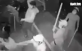 Video: Hai 'đàn anh' Lâm sát thủ, Trúc nẫu và 13 người khác bị khởi tố, bắt tạm giam