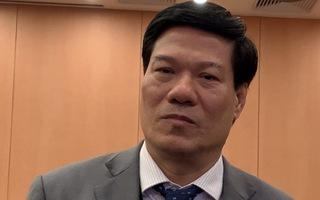 Video: Vì sao PGS, TS Nguyễn Nhật Cảm, giám đốc TT kiểm soát bệnh tật Hà Nội bị bắt?