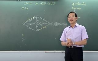 Ôn Tập Online Lớp 12 | Ôn tập Hóa 12 - Canxi và hợp chất
