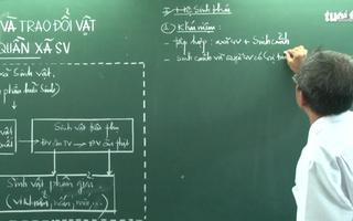 Ôn Tập Online Lớp 12 | Hệ sinh thái và trao đổi chất trong quần xã sinh vật