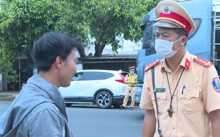 Video: Xử phạt 28 trường hợp không đeo khẩu trang nơi công cộng