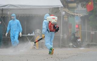 Video: Liên quan đến ca nhiễm 243, toàn bộ thôn Hạ Lôi bị cách ly