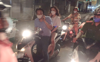 Video: Trắng đêm tuần tra của tổ công tác 363, nhiều người vi phạm bỏ chạy