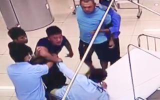 Video: Truy tìm nhóm thanh niên đánh bảo vệ bệnh viện