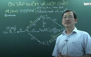 Video: Ôn Tập Online Lớp 12 | Ôn tập Hóa 12 'Nhôm và hợp chất'