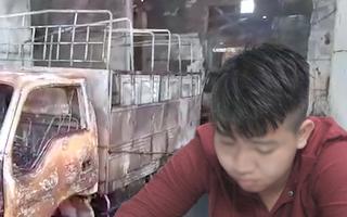 Video: Đốt thử sản phẩm của công ty nào ngờ gây cháy lớn, thiệt hại 60 tỉ đồng