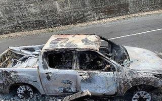 Vụ giết người, đốt xe: Vì tiền bồi thường bảo hiểm 18 tỉ?