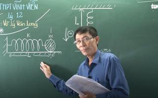 Ôn Tập Online Lớp 12 | 'Chiều dài lò xo - thời gian - nén giãn' trong Vật Lý 12
