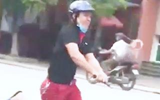 Video: Nổ súng trấn áp hai nhóm thanh niên hỗn chiến ở Hải Phòng