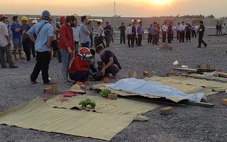 Video: Sập tường nhà xưởng trong KCN, 10 người chết, nhiều người bị chôn vùi