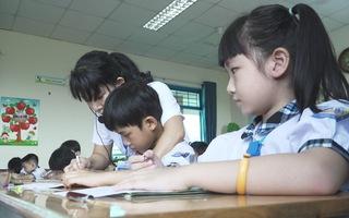 Đọc thông, viết thạo: Nỗi lo canh cánh với học sinh lớp 1