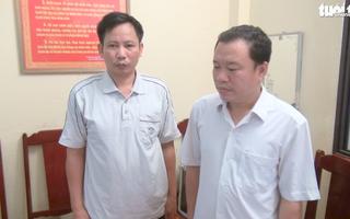 Video: Bắt giam bí thư Đảng ủy và cán bộ địa chính xã vì lạm quyền