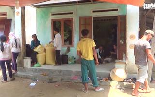 Sét đánh một người chết, nhiều người bị thương ở Quảng Ngãi