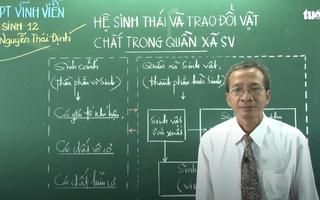 Video: Ôn Tập Online Lớp 12 | Ôn tập về 'Hệ sinh thái và trao đổi chất trong quần xã'
