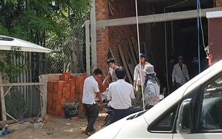 Video: Sập giàn giáo ở Phú Yên, 4 người bị thương