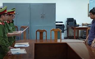 Video: Bắt tạm giam giám đốc ban quản lý rừng phòng hộ