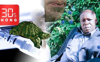 Bản tin 30s Nóng: Tài xế taxi chết vì bị khách nhổ nước bọt; Vì sao mạng lại tiếp tục chậm như rùa?