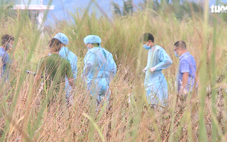 Video: Công an đang điều tra thi thể cháy đen bên bờ biển Đà Nẵng