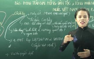 Ôn Tập Online Lớp 12 | Lịch sử Việt Nam 1939 -1945 'Phong trào giải phóng dân tộc'