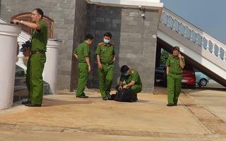 Video: Nhảy lầu tự tử trong sân TAND tỉnh Bình Phước?
