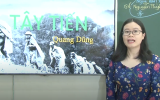 Ôn Tập Online Lớp 12 | Phân tích tác phẩm 'Tây Tiến' của Quang Dũng