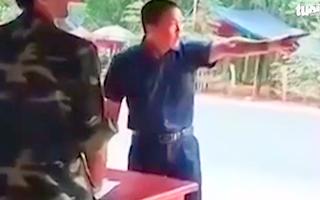 Video: Bãi nhiệm chức vụ Phó chủ tịch hội đồng huyện chống đối khi kiểm tra COVID - 19