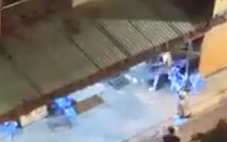 Video: 2 nhóm thanh niên hỗn chiến nghi có nổ súng