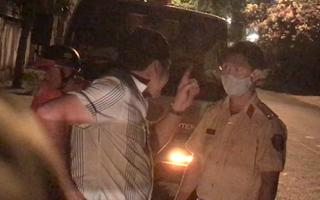 Video: Chủ xe Camry say xỉn hù dọa CSGT 'ngày mai mày chết với tao'