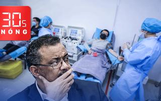Bản tin 30s Nóng: Tái dương tính là do phổi đào thải tế bào chết; Thi thể người Việt dưới cổng thoát nước