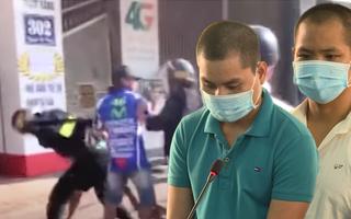 Video: Xét xử 2 đối tượng không đeo khẩu trang còn đánh cảnh sát cơ động