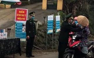 Video: Người phụ nữ đi đường mòn từ Trung Quốc về Việt Nam đã được cách ly