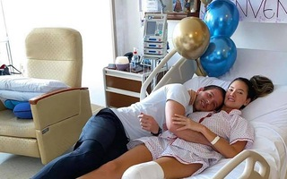 Video: Hoa hậu Colombia cắt bỏ chân trái vì biến chứng phẫu thuật khối u