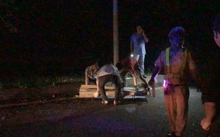 Video: Cô gái phát hiện chồng sắp cưới tử vong trên đường