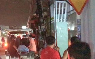Video: Công an điều tra người đàn ông chết lõa thể trong phòng trọ