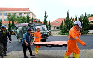 Video: Một vận động viên bị lũ cuốn tử vong ở Đà Lạt