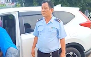 Đình chỉ công tác Phó Chi cục trưởng Hải quan say xỉn gây tai nạn rồi bỏ chạy