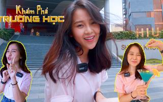 Khám phá trường học: Bên trong tòa nhà 'con tàu tri thức' của ĐH Quốc tế Hồng Bàng có gì hấp dẫn?