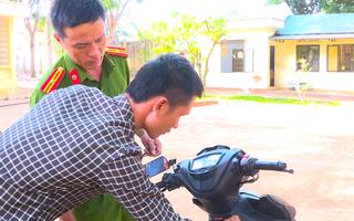 Video: Dùng thiết bị phá sóng thực hiện trên 30 vụ trộm cắp xe máy