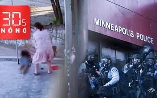 Bản tin 30s Nóng: Ăn cưới hơn 200 người ngộ độc; Thót tim cứu cháu bé bị điện giật; Giải thể sở cảnh sát